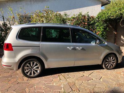 usata VW Sharan 2.0 TDI Highline 177cv DSG GANC