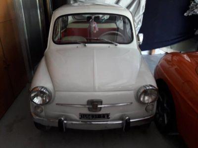 gebraucht Fiat 600D d'epoca del 1968 a Castelfranco Veneto