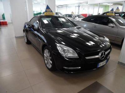 begagnad Mercedes SLK250 CGI Premium