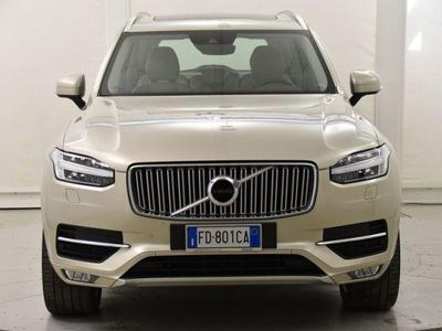 begagnad Volvo XC90 2.0 D5 INSCRIPTION AWD GEARTRONIC