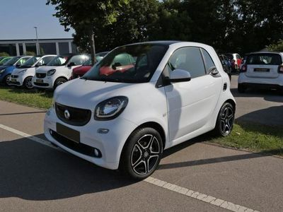 """usata Smart ForTwo Coupé forTwoPassion Sport 16"""" Twinamic Tetto"""