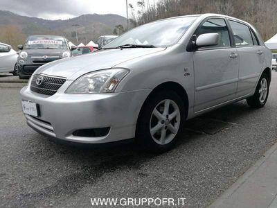 usado Toyota Corolla (2001-2004) 2.0 tdi D-4D 5 porte Sol