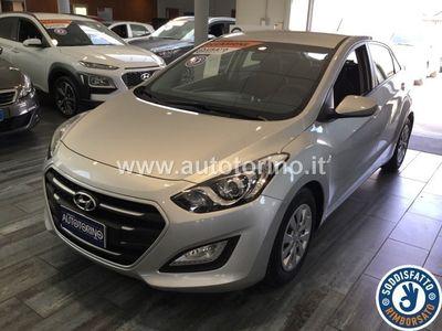 used Hyundai i30 I301.6 crdi Comfort 110cv 5p FL E6