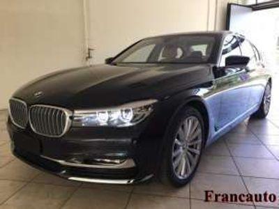 usata BMW 740 d xDrive Luxury 5 ANNI TAGLIANDI GRATUITI E 4 ANNI