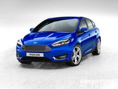 brugt Ford Focus 1.5 TDCi 120 CV Titanium 7 ANNI GARANZIA