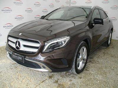 usata Mercedes 200 GLA Classe (X156)d Automatic 4Matic Enduro