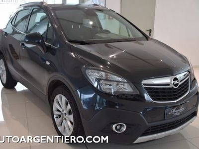 usado Opel Mokka 1.6 CDTI Ecotec 136CV 4x2 Cosmo NAVI TELECAME
