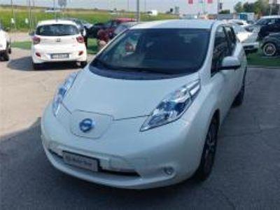 usata Nissan Leaf Elettrico Sincrono Trifase Tekna 24KWh