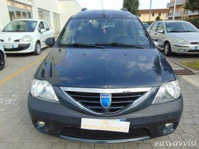 usata Dacia Logan SD 1.5 dCi 85CV 7 posti Ambiance rif. 9356181