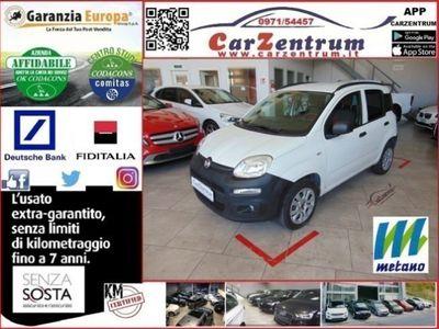 gebraucht Fiat Panda 0.9 TwinAir Turbo Natural Power Pop Van 2 posti usato