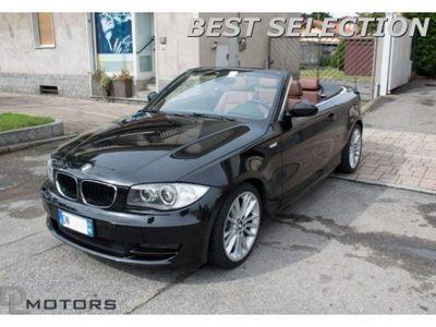 usata BMW 125 Cabriolet Serie 1 Futura AUTO+NAVI+XENON+PDC+CERCHI18