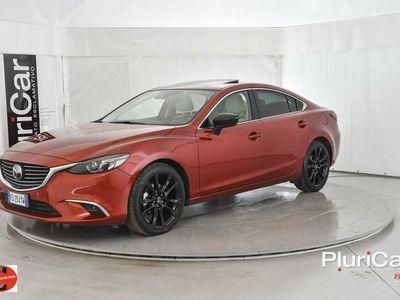 """usata Mazda 6 2.2L Skyactiv-D 175cv Exceed EURO6 Tetto Navi 19"""""""