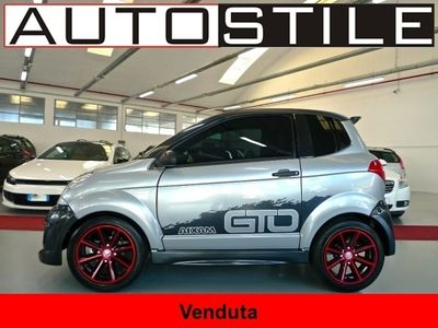 usata Aixam 500 GTO Autostile