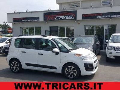 usata Citroën C3 Picasso 1.6 hdi 90 seduction permute tagliandi diesel