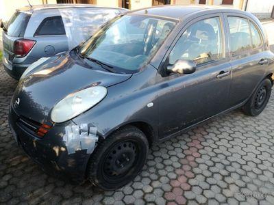 brugt Nissan Micra 5 PORTE 1.5 Td KM 126.00