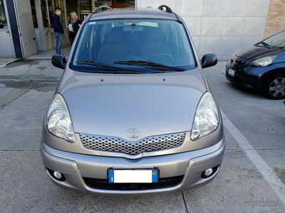 brugt Toyota Yaris Verso 1.4 Tdi D-4D Sol x Neopatenta