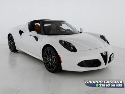 używany Alfa Romeo 4C 1750 TBi Spider