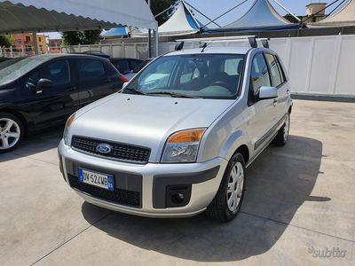 gebraucht Ford Fusion 1.4 GPL 2009