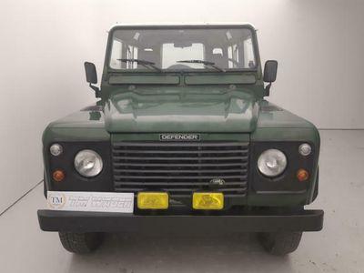 używany Land Rover Defender 90 2.5 Tdi 300 cat Gancio Traino-1998