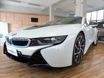 usata BMW i8 uniproprietario