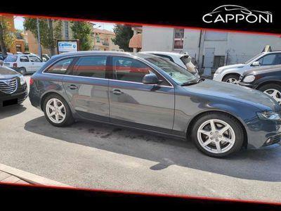 usata Audi A4 Avant 2.0 TDI Advanced CINGHIA APPENA FATTA