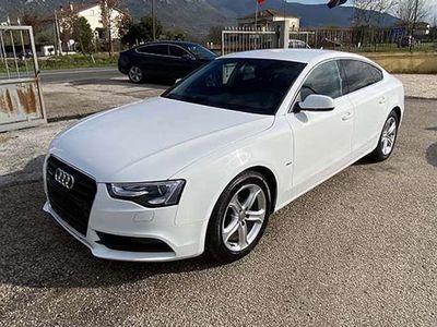 usata Audi A5 SPB 2.0 TDI s line navi led xenon