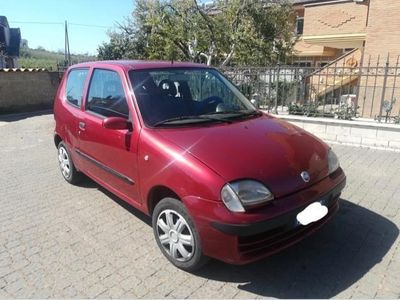 usata Fiat Seicento 1.1i cat Brush