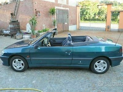 usata Peugeot 306 Cabriolet - 1994 -