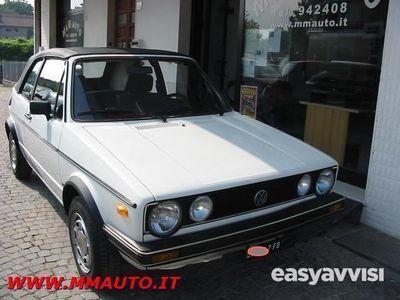 usata VW Golf Cabriolet 1300 GL