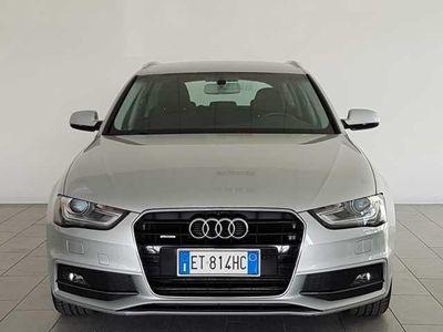usata Audi A4 4ª serie Avant 2.0 TDI 177 CV quattro S tronic Adv