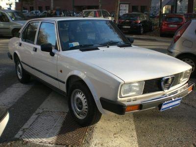 usata Alfa Romeo Alfetta -- 1.8 IMP. GPL!!! ISCRITTA ASI!!