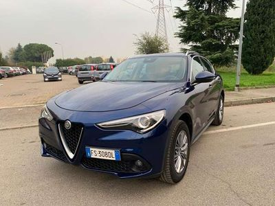 usata Alfa Romeo Stelvio 2.2 Turbo Diesel 180CV AT8 Q4 Business