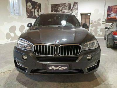 usata BMW 214 X5 30d XDrive MSportcv- 2015