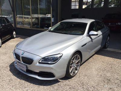 usata BMW 640 Grand Coupé d XDrive 313 cv Luxury - 2015