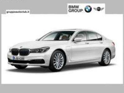 usata BMW 740 e