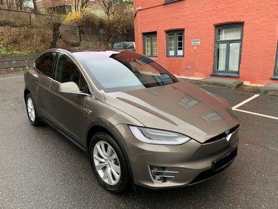 usata Tesla Model X Model X75kWh Dual Motor del 2016 usata a Bari