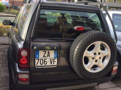 usata Land Rover Freelander TD4