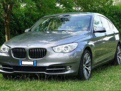 usata BMW 530 Gran Turismo d xDrive Futura_Monitor Posteriori_