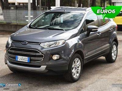 usata Ford Ecosport EcoSport