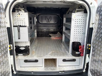 usata Fiat Doblò 1.6 MJT 105CV ATTREZZATO Cargo Lamierat