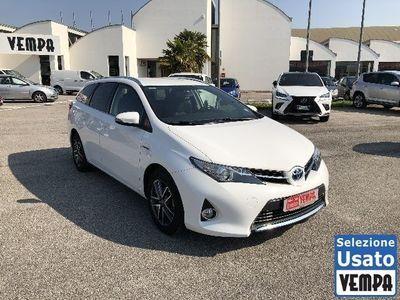 usata Toyota Auris Touring Sports 1.8 Hybrid Active Plus rif. 12284407