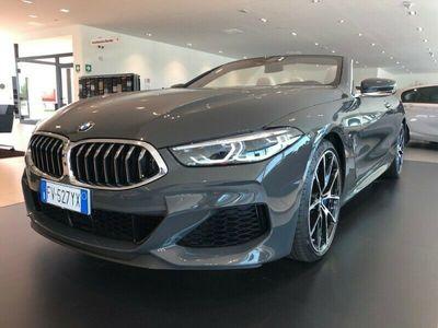 usata BMW M850 xDrive Cabrio