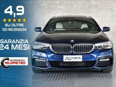 usata BMW 520 d aut. Touring Msport Panorama