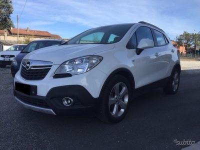 usado Opel Mokka 1.7ecoflex diesel garanzia- 2014