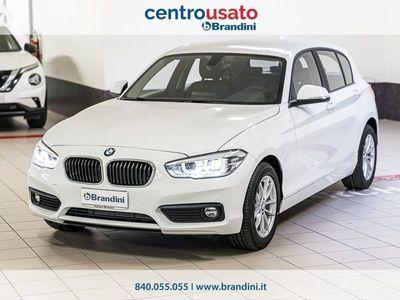 usata BMW 116 Serie 1 F/20-21 2015 i 5p