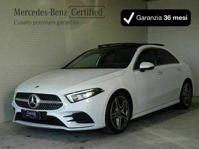 usata Mercedes A180 d Automatic 4p. Premium