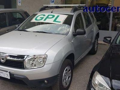 usata Dacia Duster 1.6 110CV 4x2 usato