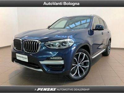 usata BMW X3 xDrive20d xLine nuova a Granarolo dell'Emilia