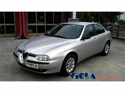 usata Alfa Romeo 156 1ª serie 1.8 16V Berlina Twin Spark (Interni in Pelle)