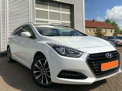 gebraucht Hyundai i40 cw 1.7 crdi 141 cv style